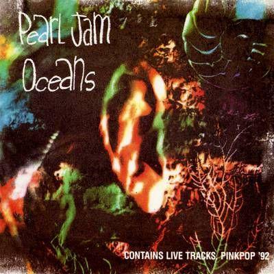 Pearl Jam – Oceans (single cover art)