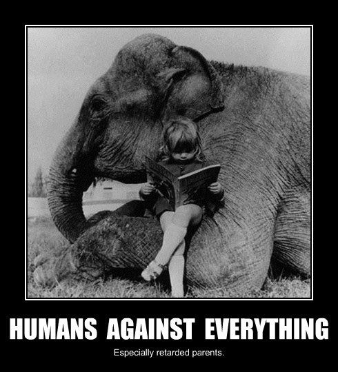 Humans Against Everything
