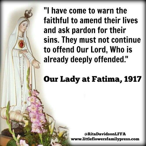 Fatima 1917