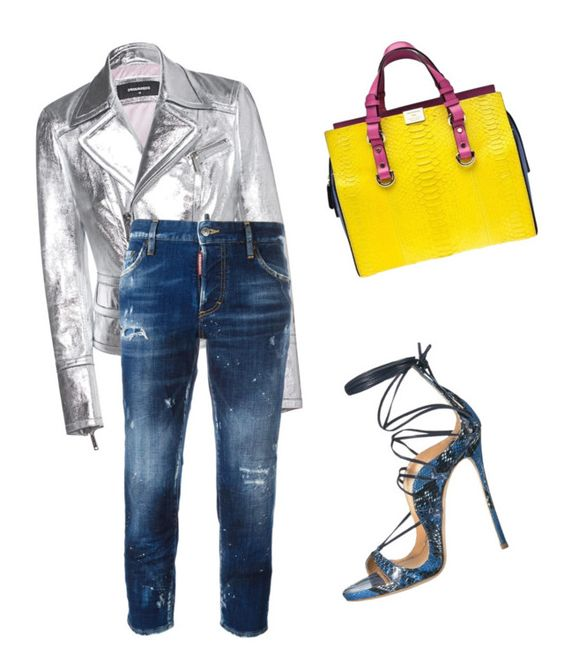 """""""Untitled #107"""" by itsuniqu3 ❤ liked on Polyvore featuring Dsquared2"""