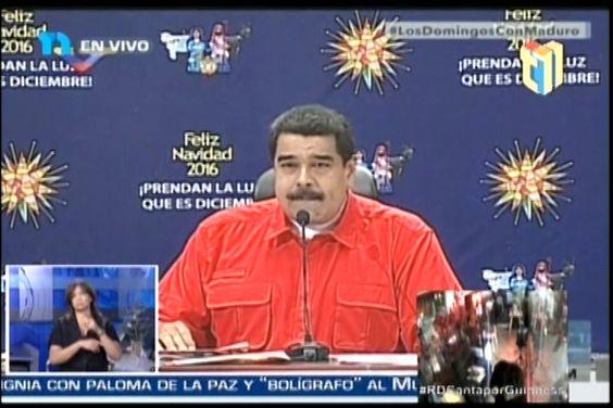 Presidente De Venezuela Nicolas Maduro Ordenó Sacar De Circulación Billetes De 100 Bolívares