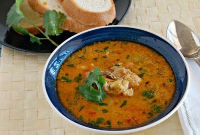 Pressure Cooker Chicken Curry Stew