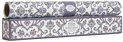 Amazon Com Elodie Essentials English Lavender Scented Drawer Liners Royal Damask Home Kitchen Scented Drawer Liner Drawer Liner Damask Print