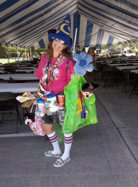 Tacky tourist | Senior Year Spirit Week! | Pinterest