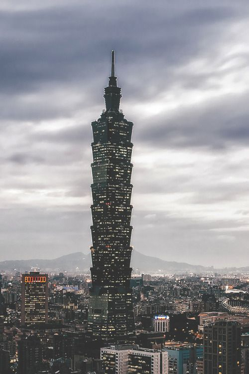 10 Tallest Buildings In The World 2018 The Tower Info