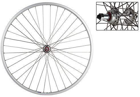 Wheelmaster Weinmann Lp18 Rear Wheel 27x 1 36h 5 6 7 Speed Qr