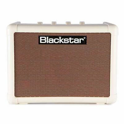 Blackstar Fly 3 Acoustic Mini Amp 3 Watt Miniature Guitar In 2020 Electric Guitar And Amp Acoustic Fender Guitar Amps