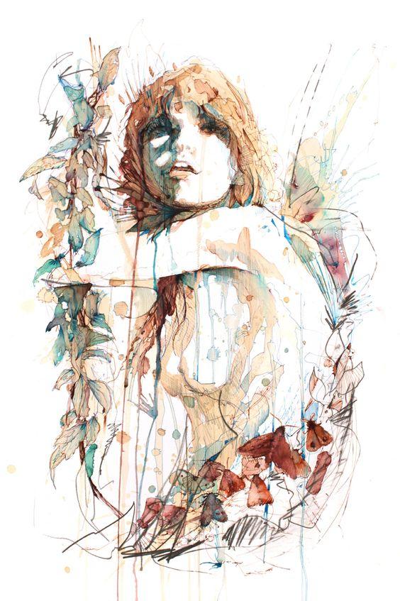 Metamorphosis By Carne Griffiths