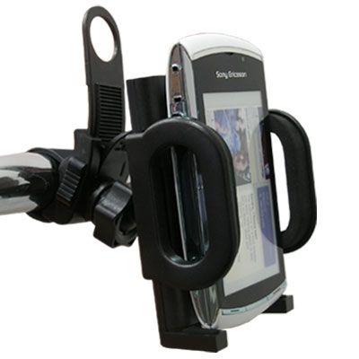 ΠεριγραφήΒάση Στήριξης Μηχανής - Ποδηλάτου Nortonline Η Nortonline σας παρουσιάζει τη νέα βάση στήριξης για ποδήλατα και μηχανές Βγείτε για προπόνηση ή βόλτα με το ποδήλατο πηγαίνετε εκδρομή με τη μοτοσυκλέτα σας έχοντας άμεση επαφή με το κινητό σας τηλέφωνο ή το mp3 player Με περιστροφή 360 μοιρών επιτυγχάνεται να λειτουργήσετε gps ή pda σε λειτουργία Landscape Η νέα βάση