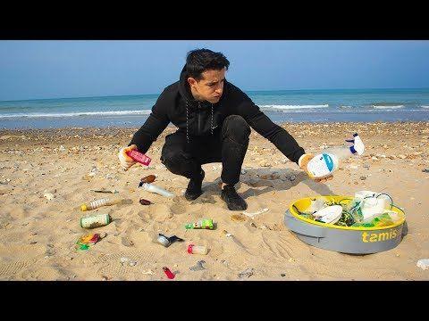 La Plage La Plus Polluée De France Youtube Voyages En