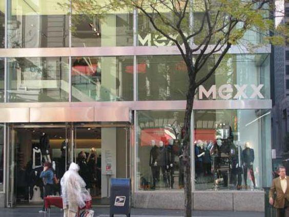 Fifth Avenue Shopping Tour: Mexx