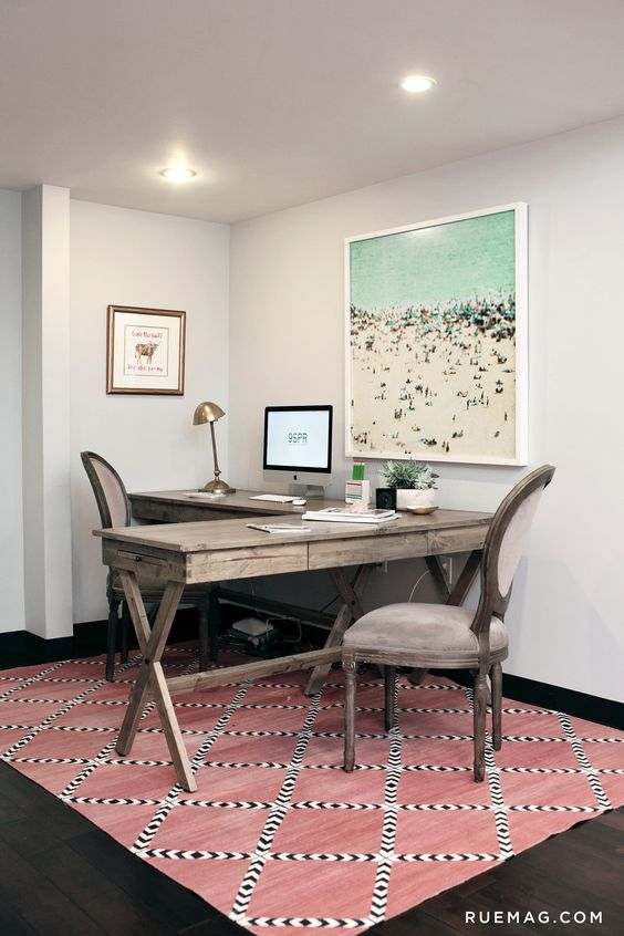 9spr S Bright And Bohemian Los Angeles Office Space Rue