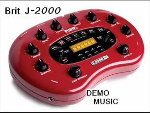 Pod Xt Demo Brit J 2000 Brit Demo Pods