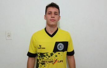 Diretoria do ASA anuncia contratação do meia Douglas, ex-São Raimundo