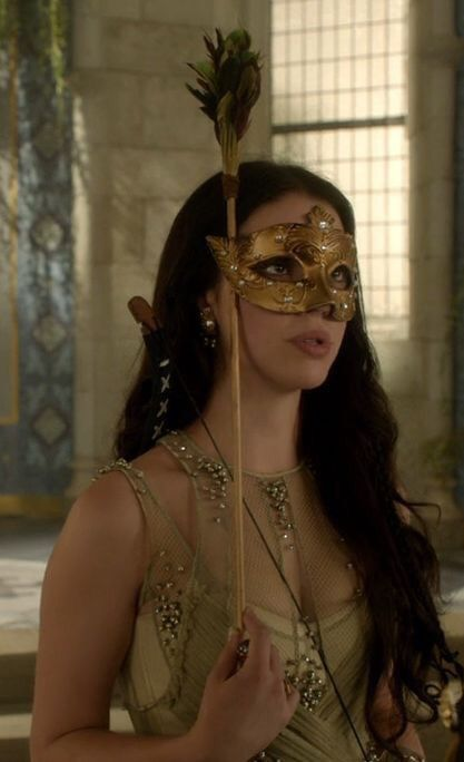 reign, mary, and masquerade image