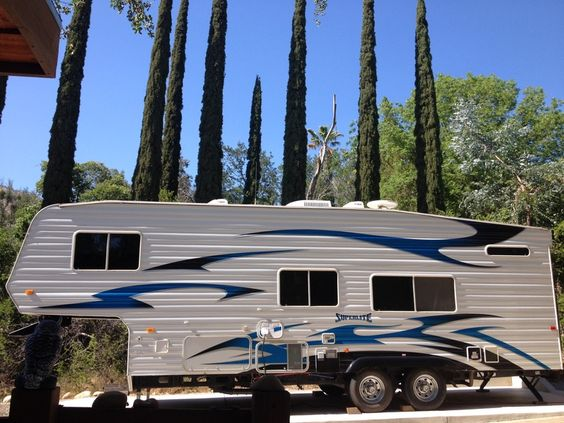 2007 weekend warrior super lite sl2805 toy haulers 5th wheels rv for sale by owner in three. Black Bedroom Furniture Sets. Home Design Ideas