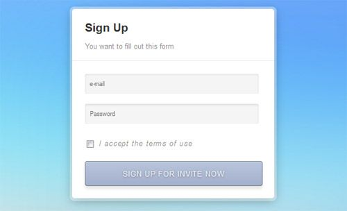 5 UX Tips for Designing More Usable Registration Forms - employee registration form