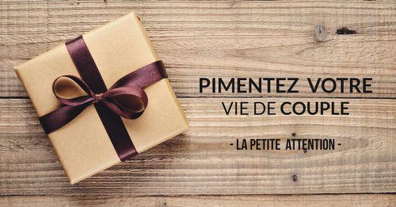 """"""" La Petite Attention"""" -Offrez chaque mois à votre moitié un cadeau inattendu et un brin avant-gardiste avec « La Petite Attention »"""
