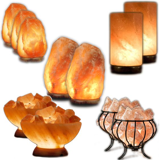 Rock Salt Lamp Feng Shui : Pinterest The world s catalog of ideas