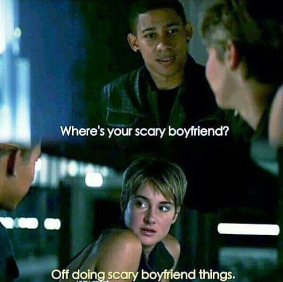 I enjoyed the insurgent movie but they left out a lot of my favorite parts...