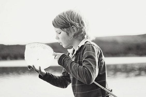 fishing, by Salbjörg Rita Jónsdóttir