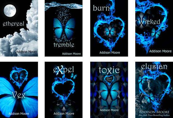 Buffy The Vampire Slayer on Acid- The Celestra Series by Addison Moore | 11 HOT Romance Books That Should Be Turned Into Movies Or Cable Shows NOW