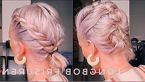 Longbob Frisuren Alltag Und Arbeit Olesjaswelt Youtube Frisuren Alltag Headband Hairstyles Hair Styles Long Bob