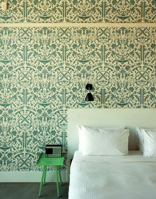 color | Wythe Hotel, Williamsburg