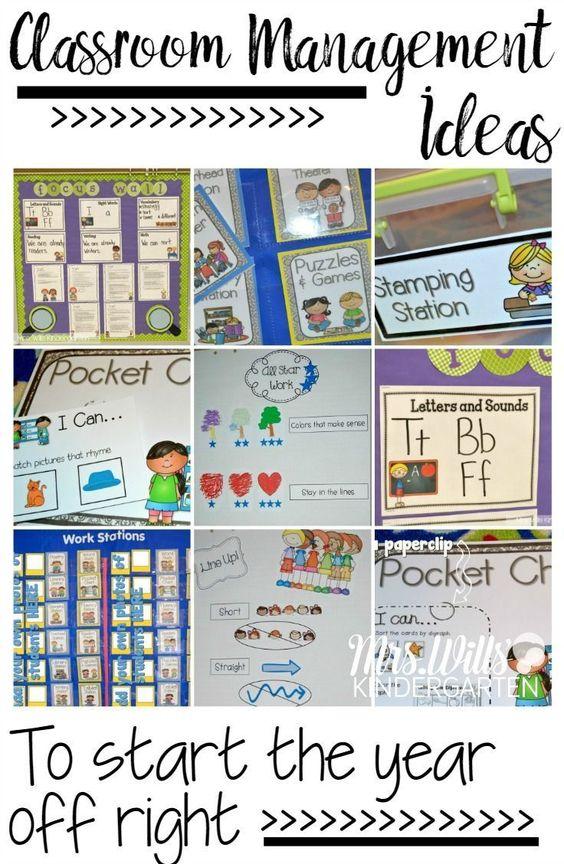 Classroom Management Ideas For Preschool : Pinterest the world s catalog of ideas