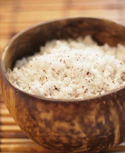 Farinha de coco também substitui o açúcar da receita - Imagem ilustrativa - Foto: Getty Images
