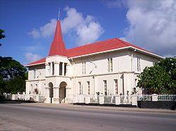 Parliament Nuku'alofa Tonga