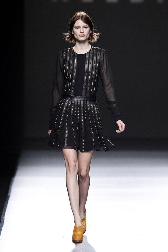 Fashion Week Madrid. Otoño/Invierno 2014-2015. Teresa Helbig