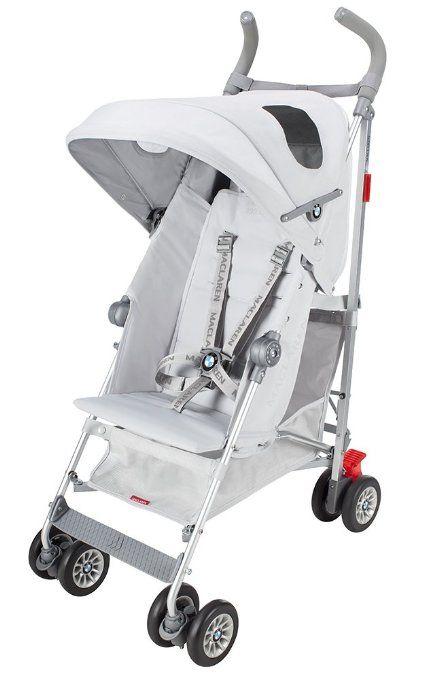 Maclaren BMW Buggy Stroller Silver $228 #LavaHot http://www.lavahotdeals.com/us/cheap/maclaren-bmw-buggy-stroller-silver-228/114888