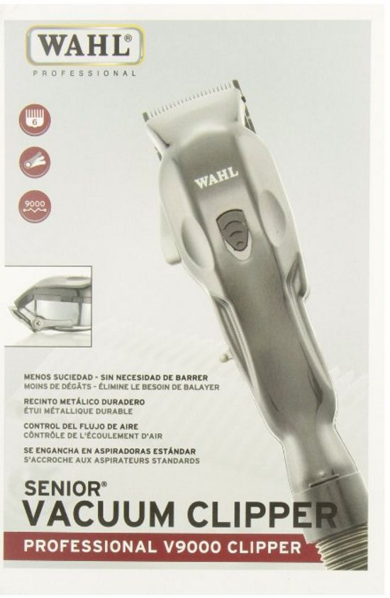 Short Hair Clippers With Vacuum Wahl Clippers And Trimmers Wahl Senior 32 Ounce #Wahl