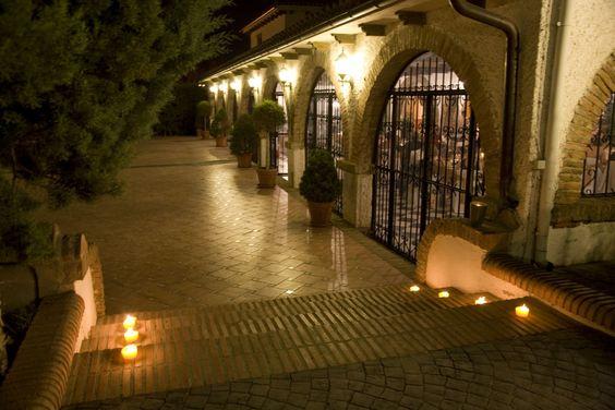 Noche exteriores