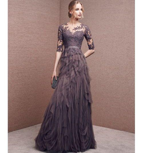 Elegantes vestidos largos para fiestapara más información ingresa a http