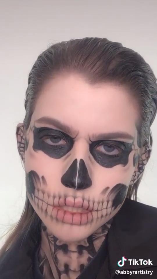 Scary Halloween Makeup Halloween Makeup Looks Halloween Makeup Inspiration Halloween Makeup