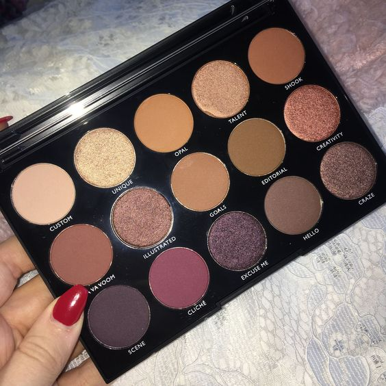 The Best Morphe Eyeshadow Palettes And Where To Buy Them Online