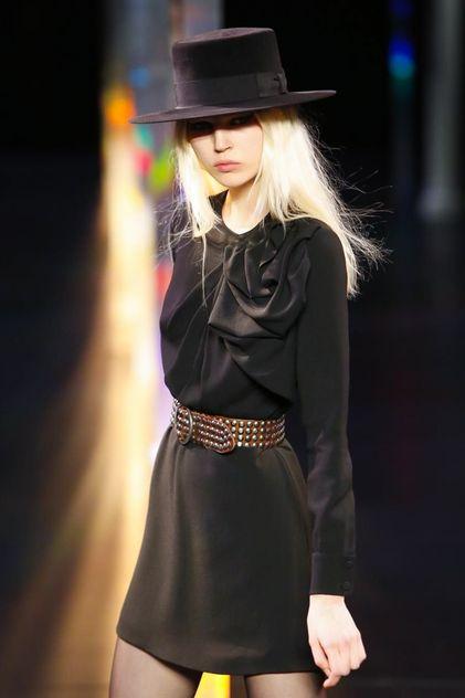 Saint Laurent Ready To Wear Spring Summer 2015 Paris