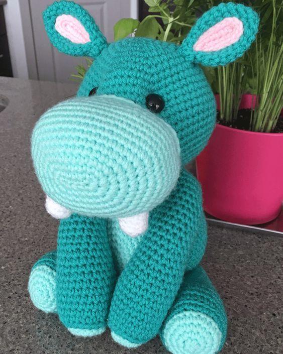 Dog Crochet Pattern Pinterest Top Pins Video Tutorial | Crochet ... | 705x563