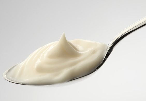 Mayonnaise has many applications outside its intended use. Coat a hinge in this common condiment to rid your door of squeaks and shrills.