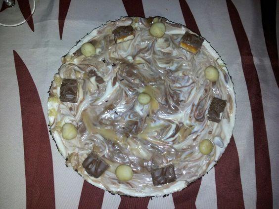 Cheese cake aux mars