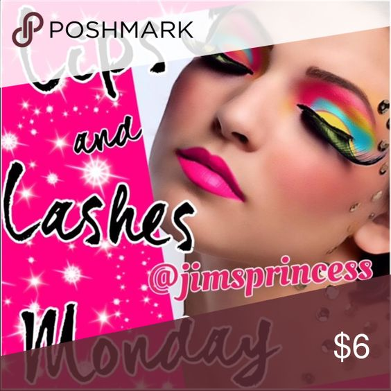 Monday @jimsprincess MAKEUP SHARE GROUP  SIGN UP BELOW @username   SHARE 5 ITEMS FROM MAKEUP CATEGORY FROM EVERYONE THAT SIGNED UP   SIGN UP CLOSES AT 4PM   PLEASE SIGN OUT WHEN FINISHED   NO COMMENTS TILL SIGN UP IS CLOSED   ANY QUESTIONS, PLEASE ASK ON Q&A LISTING Makeup Eyeshadow