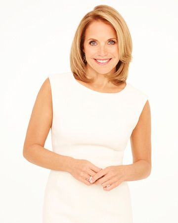 Katie Couric - Love her hair.  I hope I look this good at 56