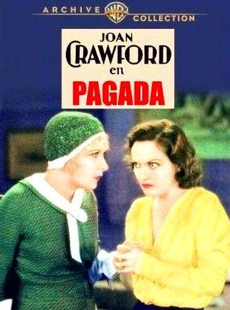 Paid - Pre-code - 1930: