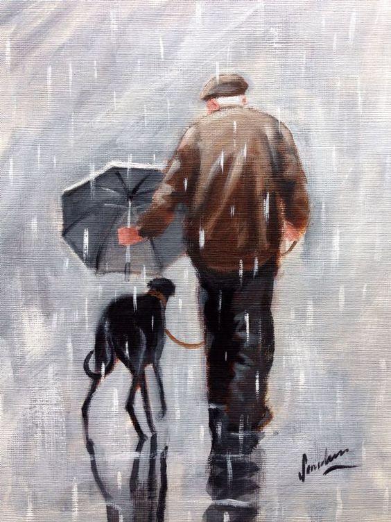 Well he is getting on a bit now, so........  -  Steve Sanderson Blackpool Artist