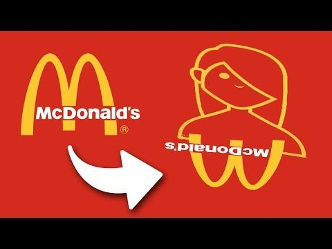 Secrets Hidden Inside Famous Logos Youtube Famous Logos Hidden Symbols In Logos Logos