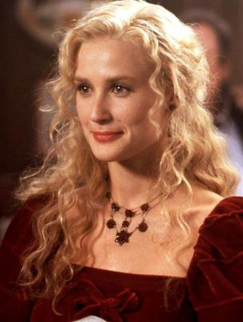The Butcher's Wife - a blonde Demi
