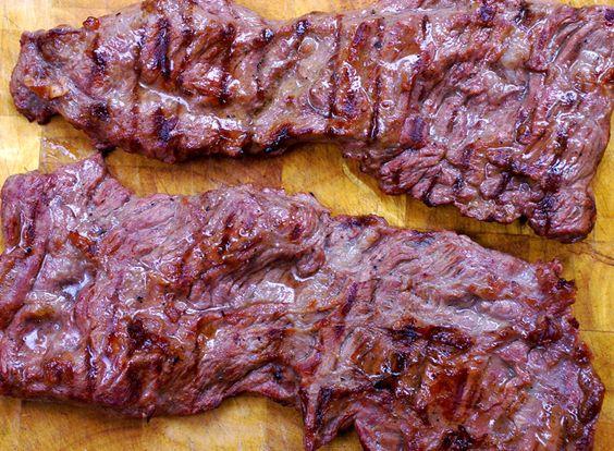 ... marinated skirt steak skirts red red wines vinegar steaks in time wine