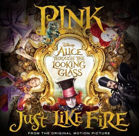 Pink – Just Like Fire acapella